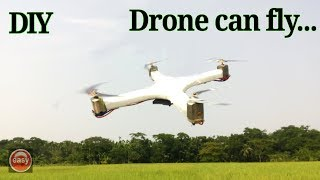 How to Make a Drone That can Fly 100%
