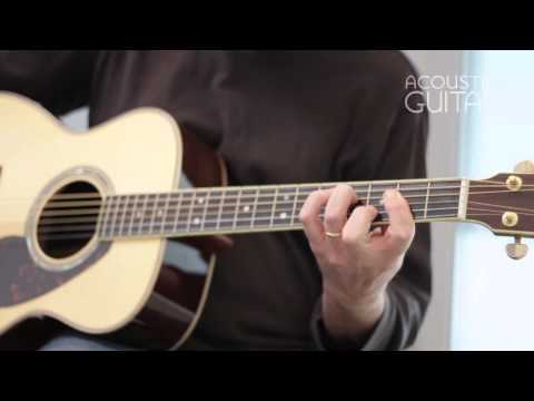 Yamaha LS16 ARE Acoustic Guitar Review