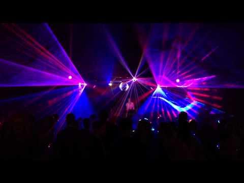 Beispiel: Lasershow 16.06.2012 DJIvo.de, Video: DJ IVO.