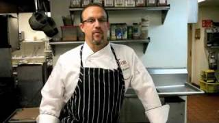 Chef Jeff Rossman - Avocado Crab Corn Fritters Pt. 1 - Gourmet Expo