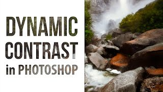Dynamic Contrast in Photoshop