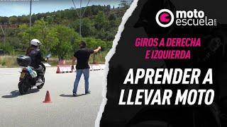 Gambar cover Motoescuela - Ecooltra Giros a derecha e izquierda