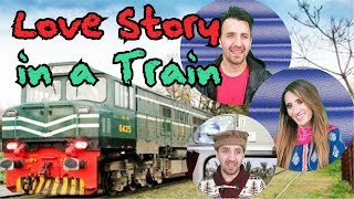 Love Story In A Train | OZZY RAJA