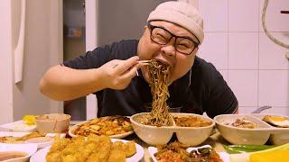 「혼밥 가이드」중국집 반반메뉴│여러분 지금 주문하세요~…