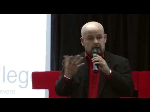 The Value of Laughter: Harith Iskander at TEDxTaylorsCollege