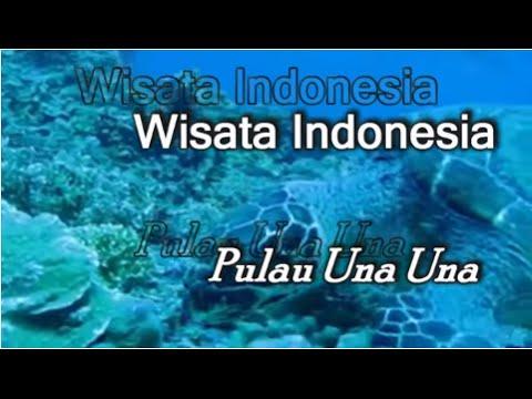 Wisata Indonesia Pulau Una Una Sulawesi Indonesia Mopon Id Youtube