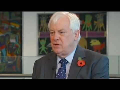 Lord Patten: 'We need to restore trust in the BBC again'