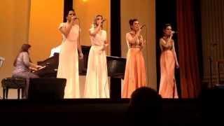 A Deus seja o Louvor - Quarteto Virtude