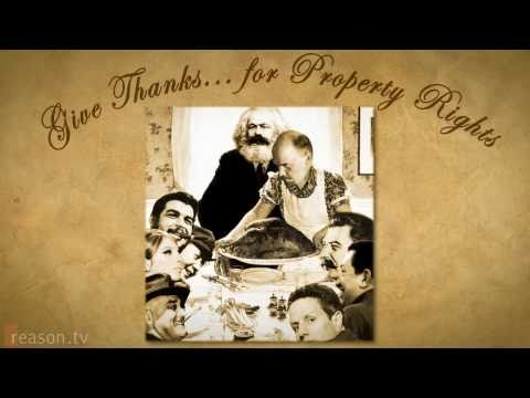 The Pilgrims and Property Rights: How our ancestors got fat & happy