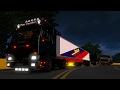 Mapa Colombia | De Montería a Sincelejo | Scania 143m V8