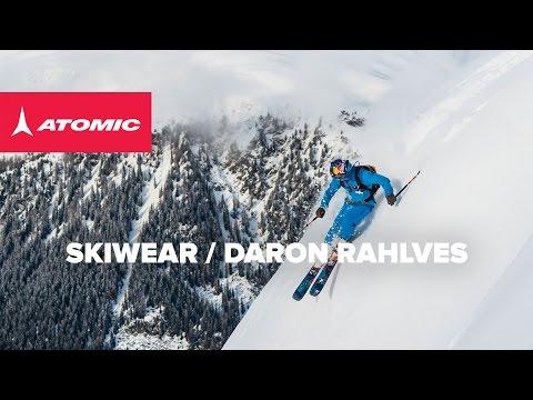 Atomic Skiwear 2015 / Daron Rahlves