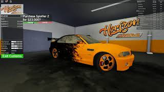 LA NUOVA BMW M3 E46 è UNA BUONA DRIFT CAR!!! - Roblox Full Throttle