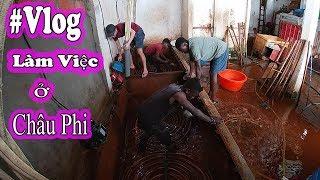 Quanglinhvlogs || #Vlog Ngày Cuối Tuần ở Châu Phi Làm Những Gì ??