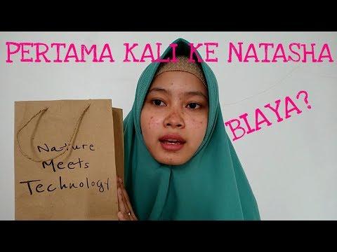 NATASHA SKINCARE   PERTAMA KALI   BIAYANYA   REVIEW