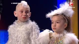"""Результаты голосования """"Україна має талант-8"""".Діти [Второй прямой эфир] [30.04.2016]"""