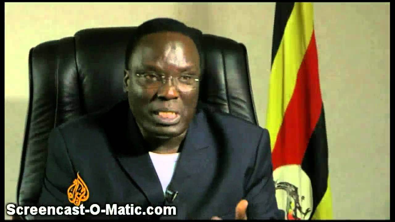 Ugandan minister against homosexuality