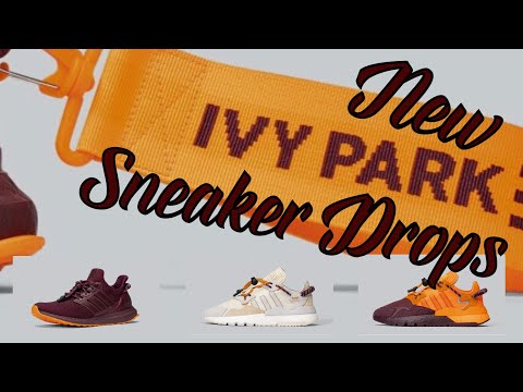 New Ivy Park X Adidas Sneaker Drops Youtube