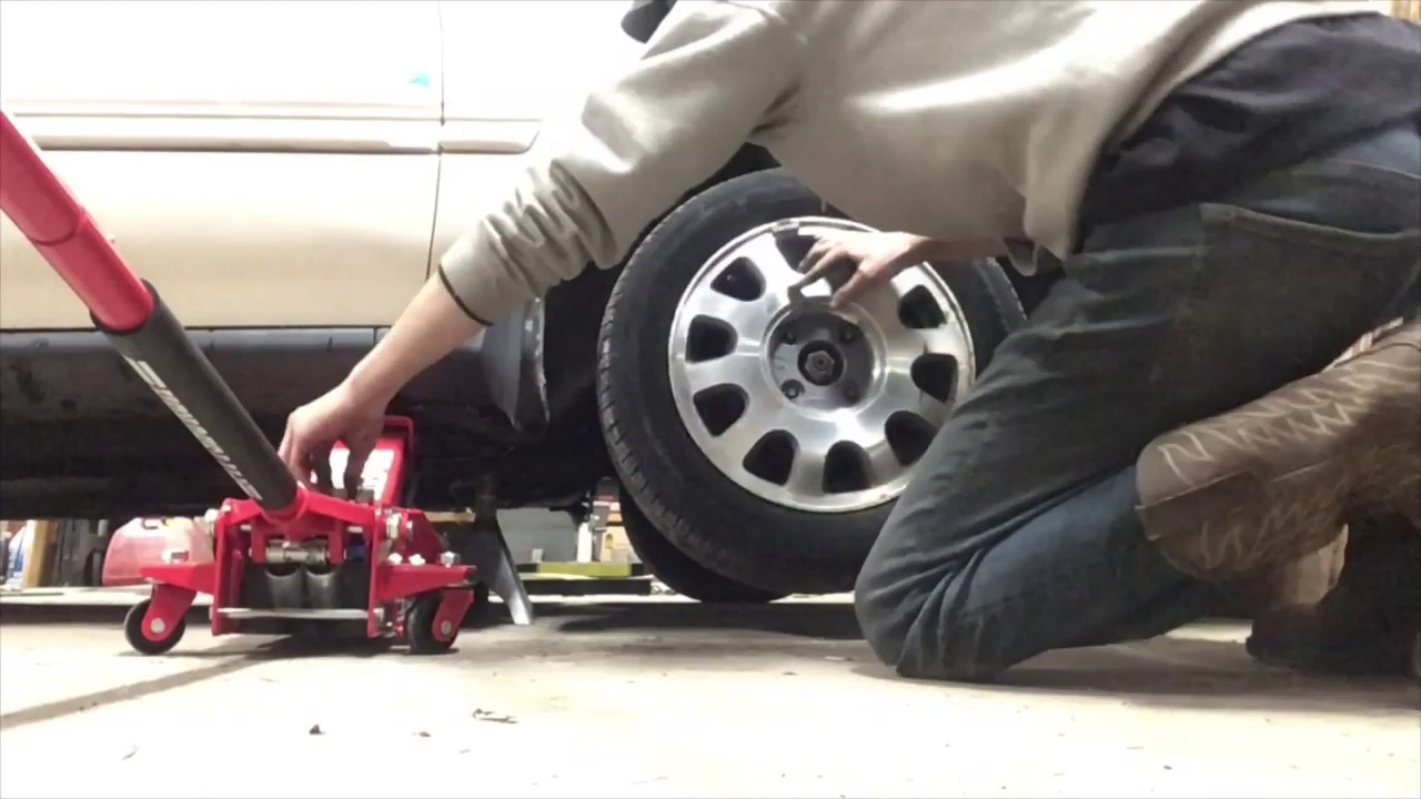 how to check disk brakes