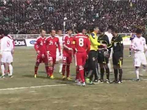 футбол Худжанд Корея
