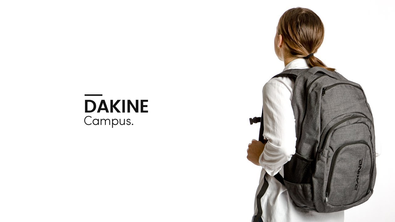 Dakine Campus 33L Backpack - Bagageonline - YouTube a370e2f9eb