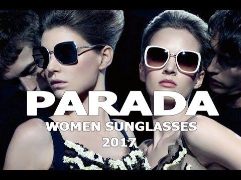 762028c0dd5 PRADA WOMEN SUNGLASSES COLLECTION 2017 - YouTube