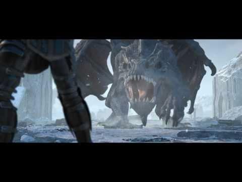 『Dragon Age: Origins』ティザームービー
