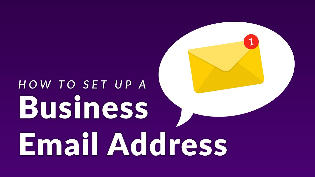 How to Set Up a Business Email Address (Free & Premium Options)
