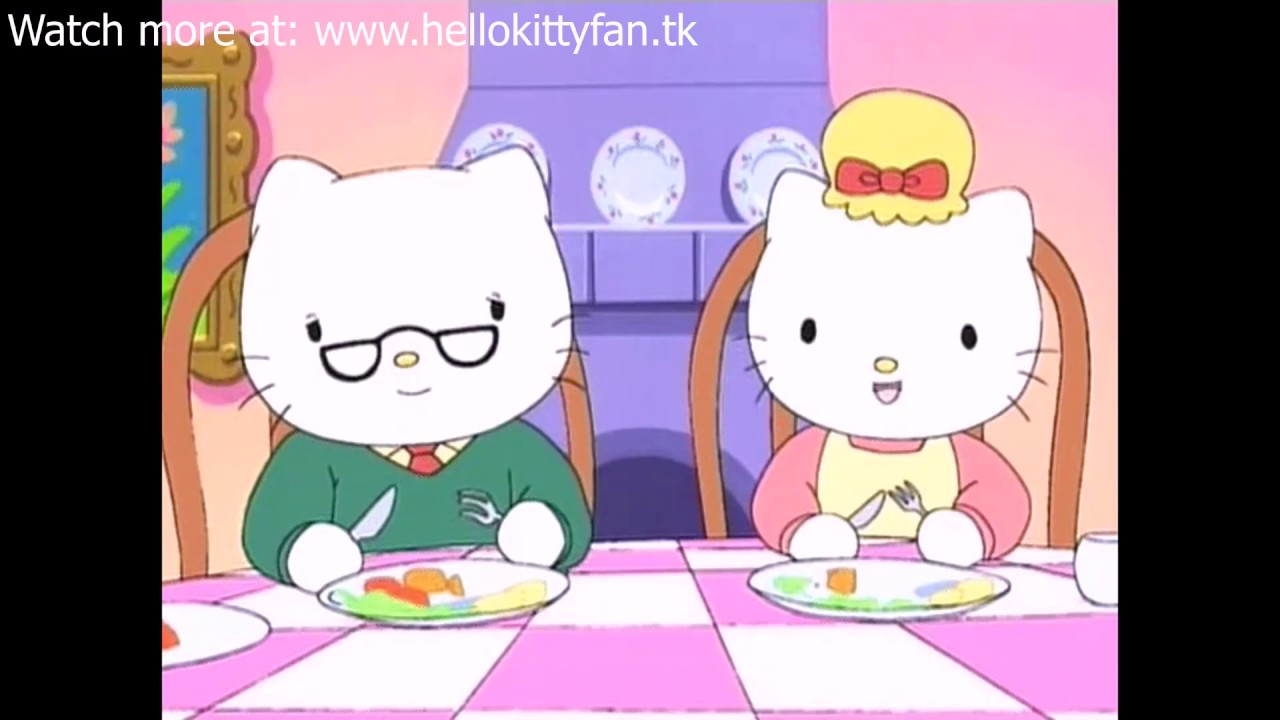 d658a7b55 Hello Kitty Paradise 07_ Minding Manners - YouTube