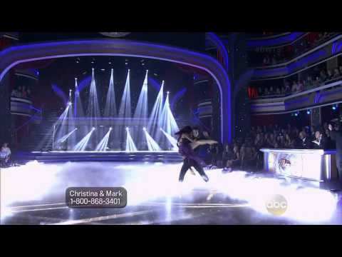 Christina Milian & Mark Ballas   Contemporary