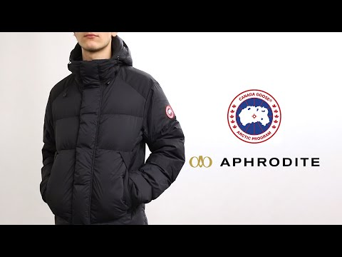 Canada Goose Armstrong Hoody | Take A Closer Look