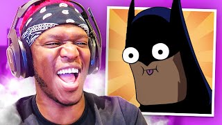 TRY NOT TO LAUGH (Batman Edition)