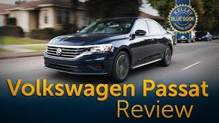 2020 Volkswagen Passat - Review & Road Test