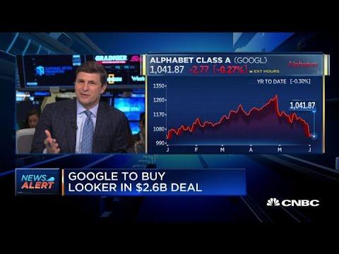 Google buys data analytics platform Looker in $2.6 billion deal
