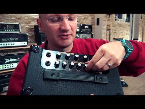 JOYO AC20 Amp - Live Test and Review