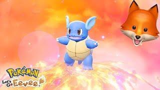 WARTORTLE + IVYSAUR!! | Pokémon Let's Go Eevee + Pikachu #8