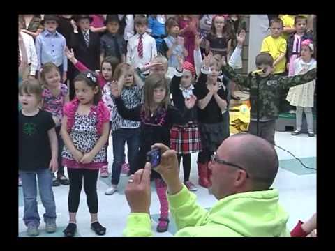 Swingin in the 40s Gearing Elementary 2014