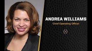 Episode #5: ASEConversations Andrea Williams