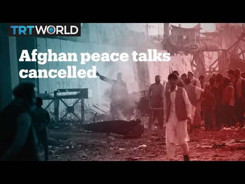 US President Donald Trump says he called off peace talks with Taliban