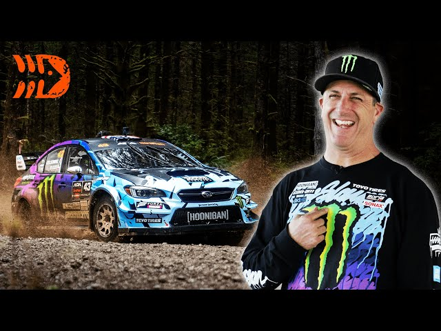 KEN BLOCK IS BACK IN A SUBARU - Inside Look on Ken's Decision To Come Back Full Circle