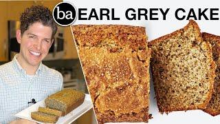 Testing Molly Baz's Earl Grey Yogurt Cake | Basically Better Baking | Bon Appétit Review #61