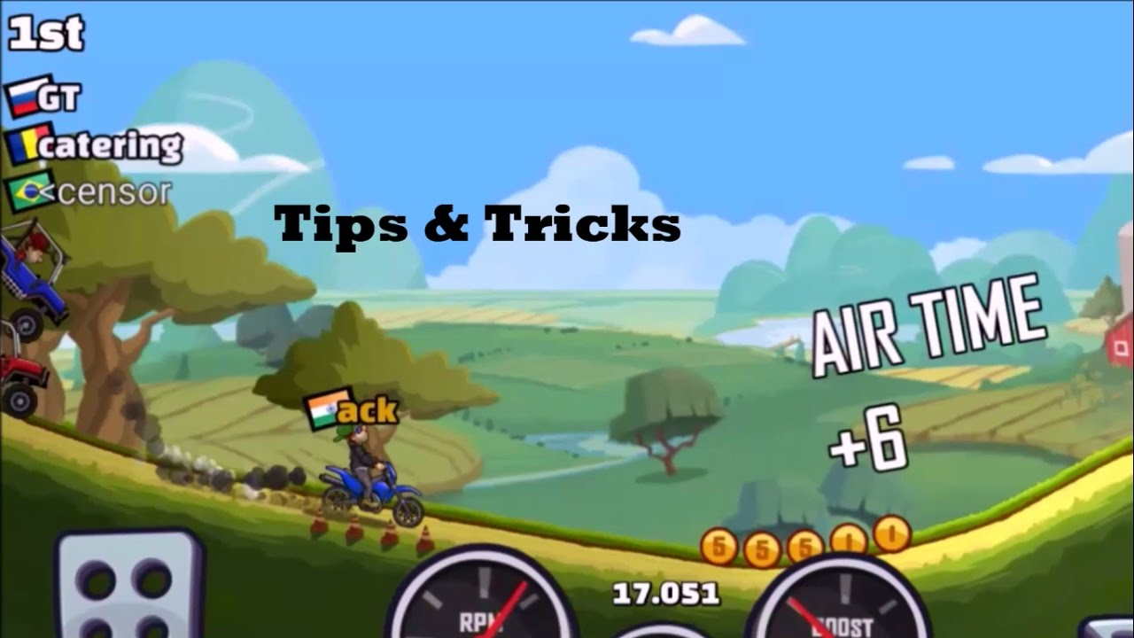 Image result for Hill Climb racing Guide: Tips And Tricks