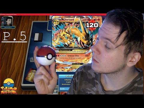 P.5 - Pokemon TCG ONLINE ÖPPNAR & SPELAR EN HET MATCH!