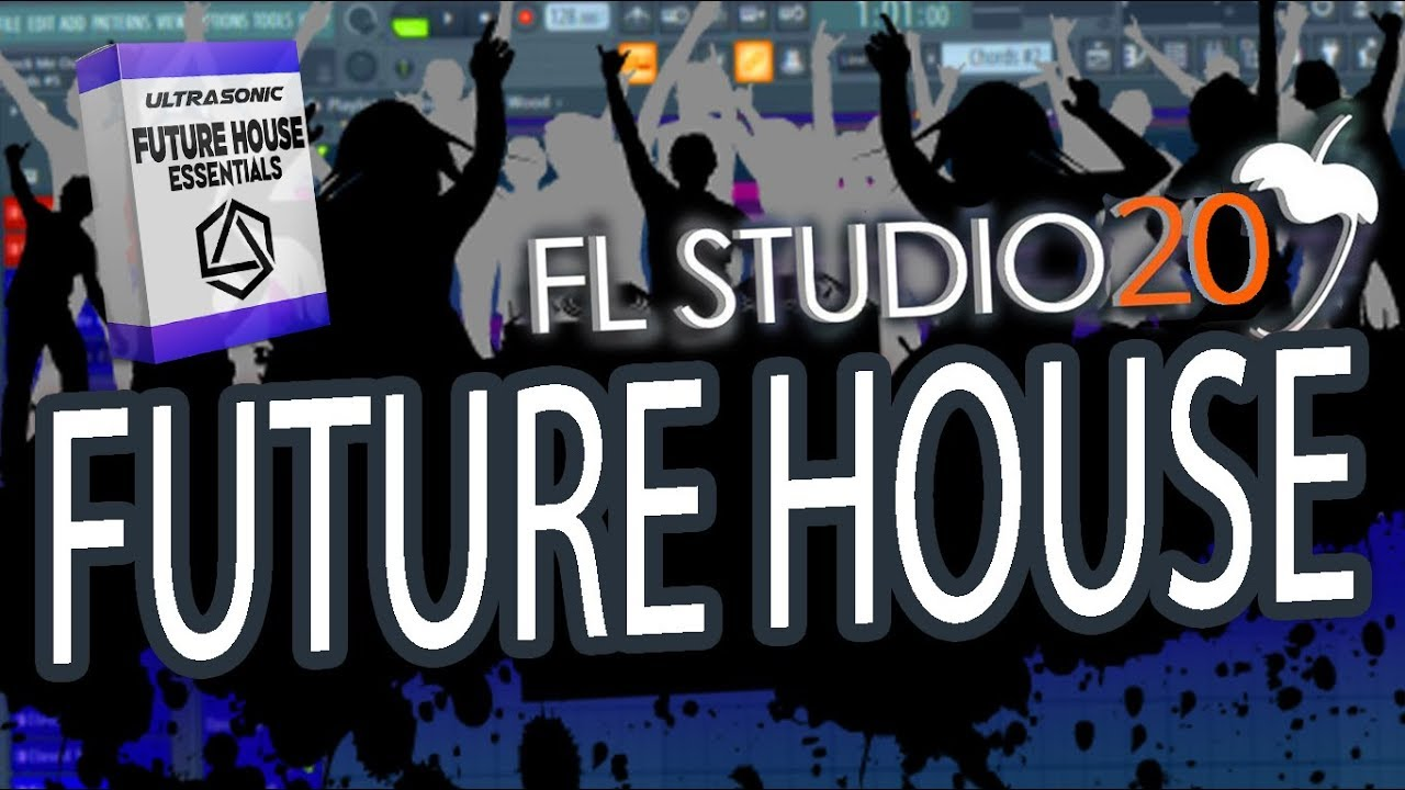 FUTURE HOUSE MUSIC TUTORIAL IN 5 MINUTES | FL Studio 20 | FREE FLP