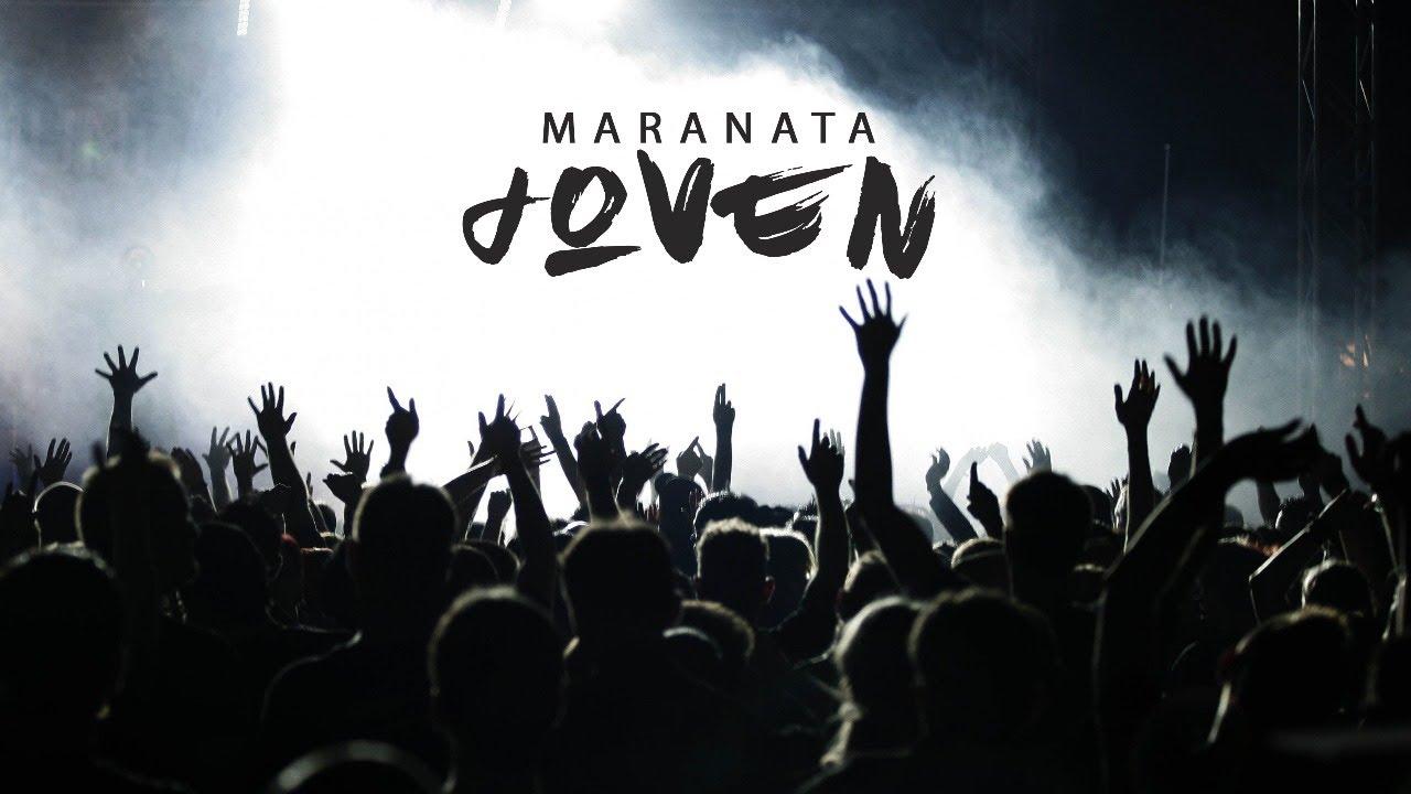 Maranata Jóven Live | Sábado 24 de octubre - YouTube