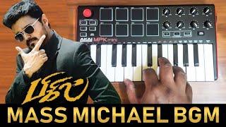 Bigil - Michael Mass ( Verithanam Intro Bgm ) By Raj Bharath   Thalapathy Vijay   A.R.Rahman