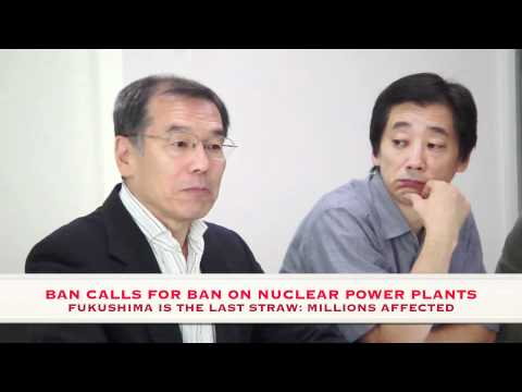 Citizens' Nuclear Information Center Calls for Ban on Nuclear Power Plants
