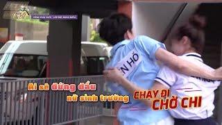 CHẠY ĐI CHỜ CHI #11 | Hiền Hồ một đấu một với Lan Ngọc trong trận chiến xé bảng tên