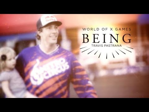 Get BEING: Travis Pastrana | X Games Pictures