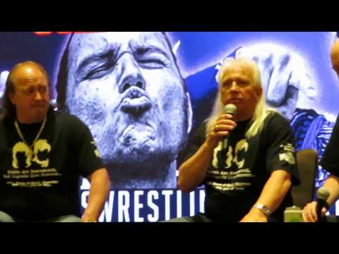 Rock & Roll Express Interview the day after they get inducted into the WWE Hall of Fame