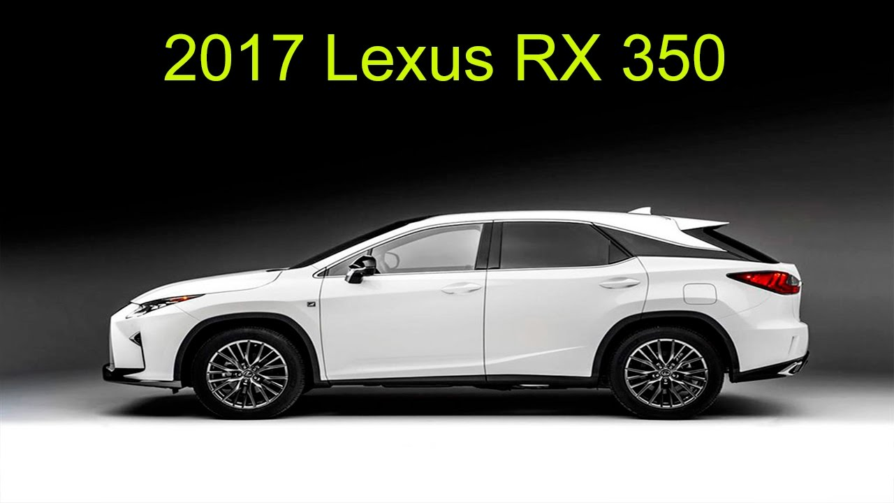 2017 Lexus Rx 350 Redesign Peview